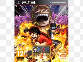 Playstation - One Piece: Pirate Warriors 3 One Piece: Unlimited World Red One Piece: Burning Blood One Piece: Pirate Warriors 2 PNG