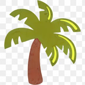 Arecales Woody Plant - Palm Tree Background PNG