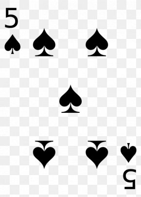 Suit - Ace Of Spades Playing Card Suit Ace Of Spades PNG