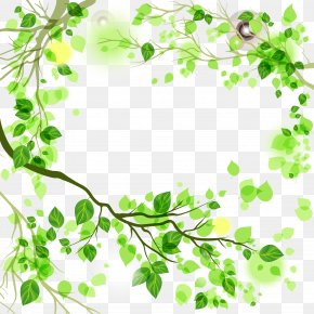 Vine - Leaf Green PNG