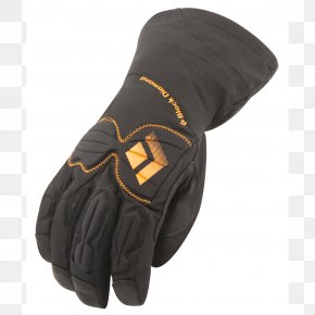 Ice - Black Diamond Equipment Glove Icefall Climbing PNG