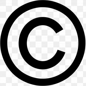 White Circular Watermark - Copyright Symbol Registered Trademark Symbol Copyright Notice PNG