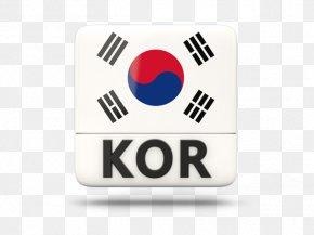 Korea Icon - Flag Of South Korea Flag Of China National Flag PNG