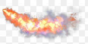 Jet Flame - Flame Combustion Heat PNG