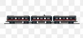Train - Railroad Car Train Rail Transport Passenger Car Rapid Transit PNG