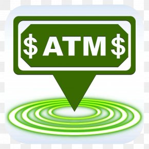 ATM Logo Icon - Automated Teller Machine Logo Icon PNG