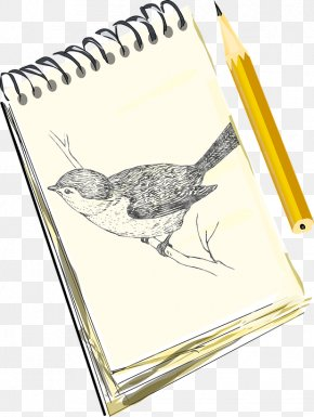 Laptop - Paper Laptop Drawing Notebook PNG