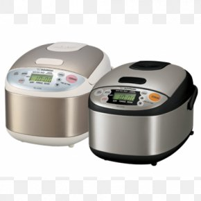 Kitchen - Rice Cookers Zojirushi NS-LAC05XT Micom 3-Cup Rice Cooker And Warmer (Black And Stainless Steel) Pressure Cooking Zojirushi Micom Rice Cooker & Warmer PNG