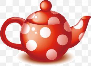 Kettle - Teapot Kitchen Utensil Clip Art PNG