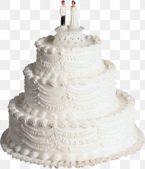 Wedding Cake - Wedding Cake Torte Icing PNG