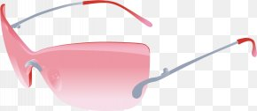 Red Sunglasses Image - Goggles Sunglasses Gratis PNG
