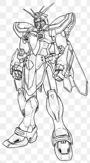 Coloring Pages Candy Corn Parfait - Line Art Drawing Gundam Coloring Book Image PNG