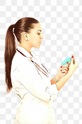 Ear Nurse - Skin Health Care Provider Neck Nurse Ear PNG