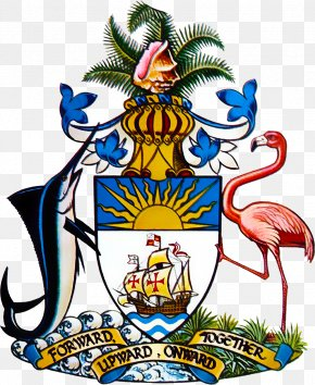 National Coat Of Arms - Grand Bahama Turks And Caicos Islands Coat Of Arms Of The Bahamas Embassy Of The Bahamas In Washington, D.C. PNG