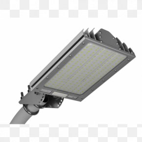 Street Light - Light Fixture Street Light Light-emitting Diode LED Lamp Solid-state Lighting PNG