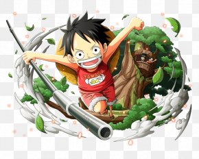 Monkey D. Luffy - Monkey D. Luffy Roronoa Zoro One Piece Treasure Cruise Nami Portgas D. Ace PNG