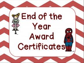 Gingerbread Man Border - Student Academic Certificate Award Teacher Clip Art PNG