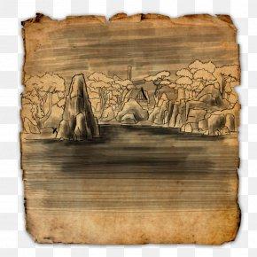 Treasure - The Elder Scrolls Online The Elder Scrolls II: Daggerfall The Elder Scrolls V: Skyrim Treasure Map PNG