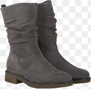 Boot - Boot Gabor Shoes Suede Rieker Shoes PNG