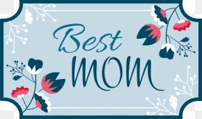 Vector Mother's Day Logo - Mother's Day Gift PNG