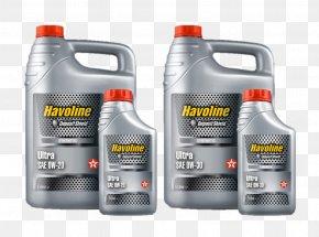 Havoline - Motor Oil Havoline Ultra S 5W-40 To 5 Liters Oil Motorový Olej Texaco Havoline Synthetic 5W-40, 5l PNG