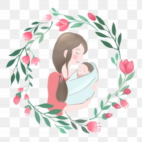 Happy Mothers Day - Floral Design Image Graphic Design PNG