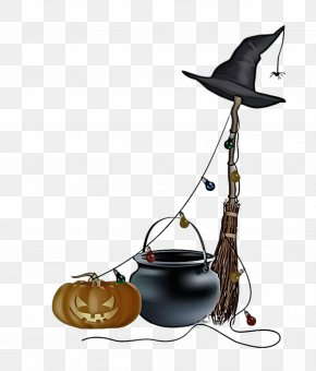 Cookware And Bakeware Headgear - Witch Hat Hat Cauldron Headgear Cookware And Bakeware PNG