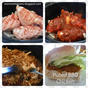 Barbecue - Barbecue Chicken Pulled Pork Food Slow Cookers Asian Cuisine PNG