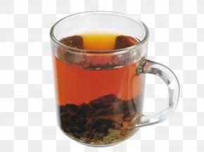 Cup Tea - Herbal Tea Clove Spice Flavor PNG