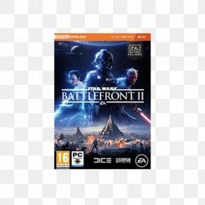 Star Wars Battlefront - Star Wars Battlefront II Star Wars: Battlefront II Video Game Electronic Arts PNG
