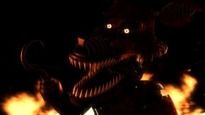Nightmare Foxy - Five Nights At Freddy's 4 Desktop Wallpaper Nightmare PlayStation 4 PNG