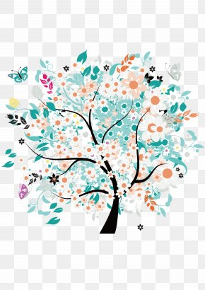 Abstract Tree - Tree Royalty-free Illustration PNG