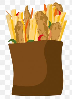Easter Clip Art Cute - French Fries Fast Food Clip Art Hamburger PNG