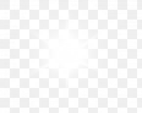 Sunshine - Line Symmetry Black And White Point Pattern PNG
