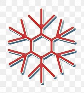 Logo Symmetry - Christmas Icon Schnee Icon Snow Icon PNG