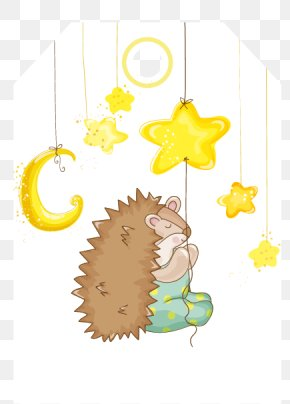 Hedgehog Cartoon Graphic Design Vector Material - Hedgehog Cartoon Euclidean Vector Illustration PNG