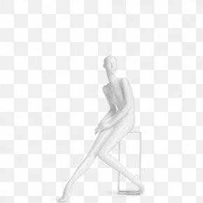 Manniquin - Hip Product Design Abdomen Mannequin Sculpture PNG