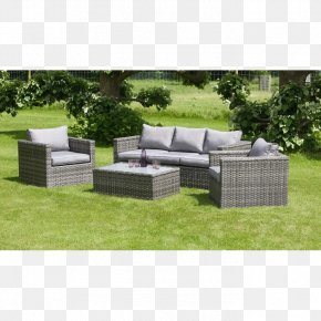 Rattan Plant - Table Garden Furniture Couch Rattan PNG