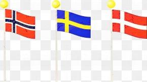 Scandinavia Flag Of Denmark - Flag Cartoon PNG