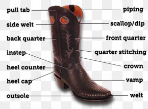 Brown Wedges Shoes For Women - Riding Boot Cowboy Boot Shoe Product Design PNG