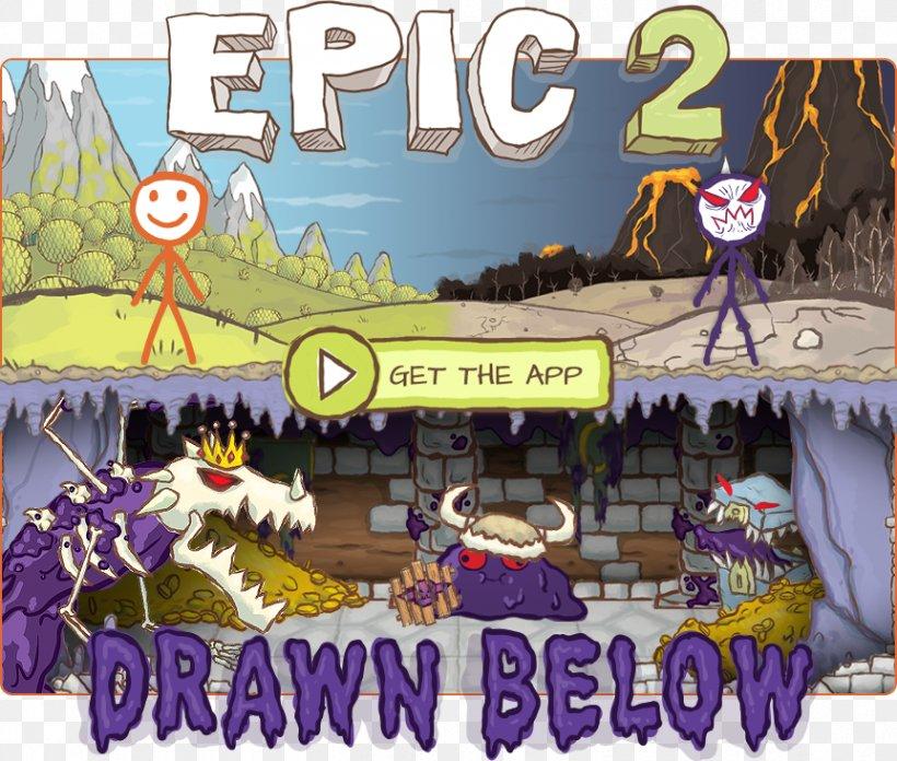 draw a stickman epic 2 pc free download