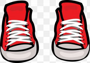 Canvas Shoes - Converse Shoe Sneakers Chuck Taylor All-Stars Clip Art PNG