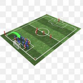 Football Field - Football Pitch 3D Computer Graphics Sport PNG