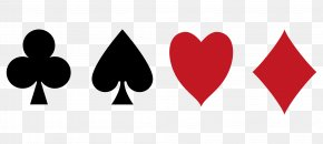 Playing Card Symbols - 500 Rum Playing Card Doppelkopf Rummy Set PNG