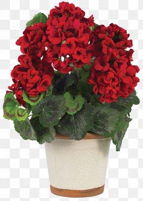 Flower Pot - Loudspeaker Bluetooth Wireless Speaker Plant Geraniums PNG