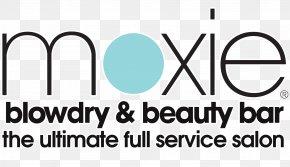 Beauty Salon Logo - MOXIE BLOWDRY & BEAUTY BAR Beauty Parlour Logo Brand PNG