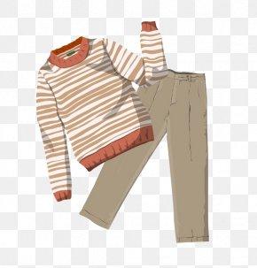 Cartoon Autumn Autumn Clothing - T-shirt Clothing Trousers Designer PNG