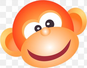Monkey Avatar - Ape Orangutan Monkey PNG