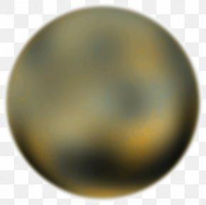 PLUTO - Planet Pluto Hubble Space Telescope Clip Art PNG