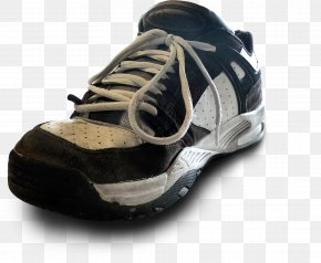 Worn Shoe - Shoe Sneakers Clothing Video Game PNG
